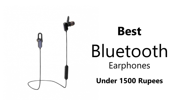 Best Bluetooth Headphones Under 1500 Rupees In India – Mid 2019
