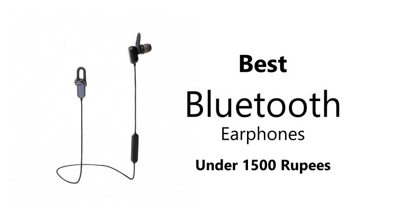 Best Bluetooth Headphones Under 1500 Rupees In India – Mid 2019