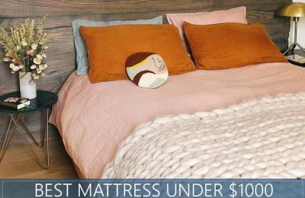 Best Mattresses Under 1000 That You Can Buy In 2019