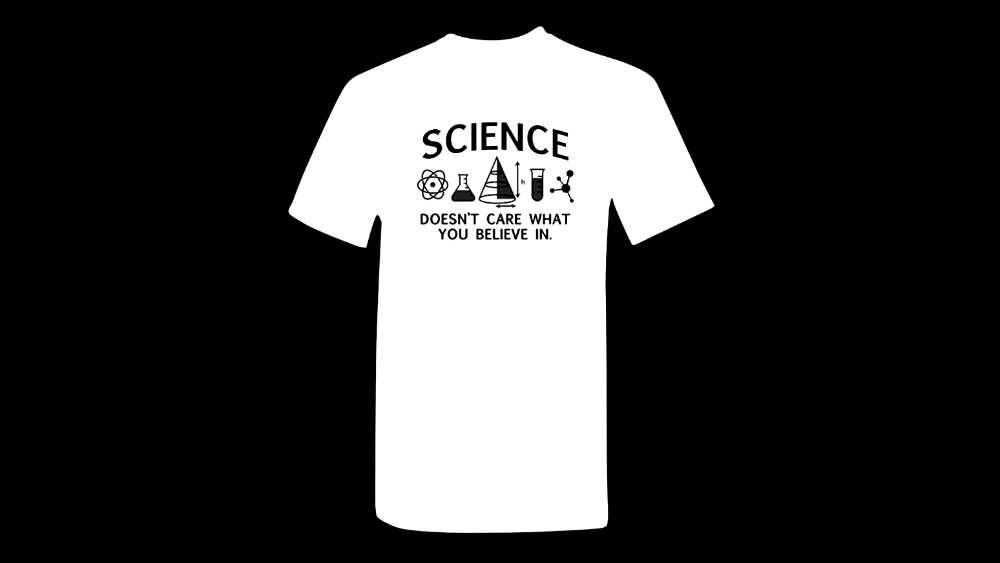 Best Science Shirts That You Can Buy Right Now