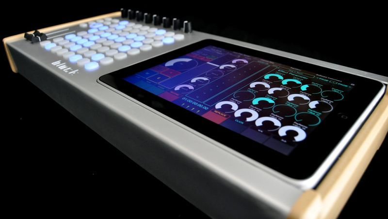 recording music on iPad