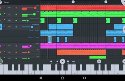 Best Music Recording Apps For Android – Free And Paid