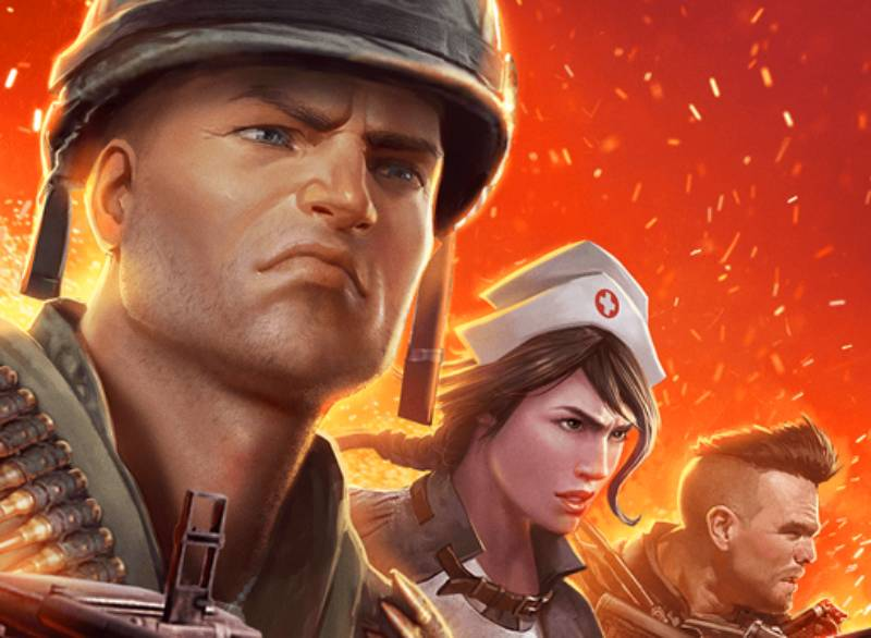 Play World War Rising On Your PC
