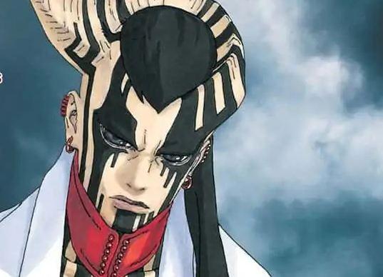 Boruto Manga Chapter 39