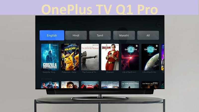 OnePlus TV Q1 Pro Review