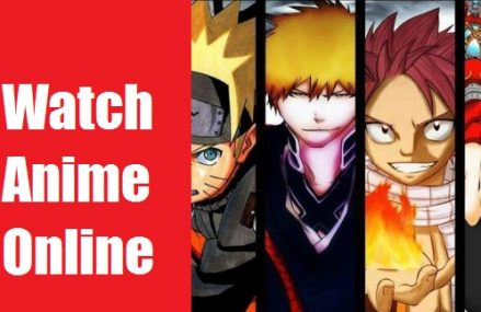 Websites To Watch Japanese Anime Online