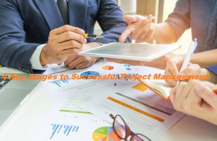 4 Key Stages to Successful Project Management