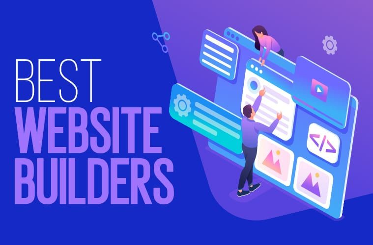 Who Are The Best Website Builders?