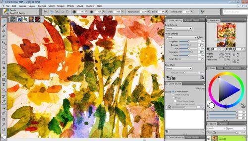 Corel painter app