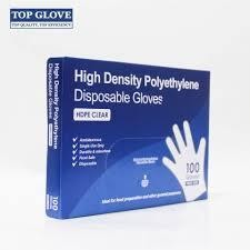 Disposable glove boxes
