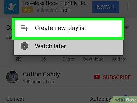Loop a Youtube video